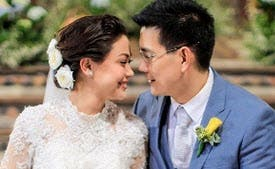 Jodi Sta Maria Wedding Maya and Ser Chief Wedding