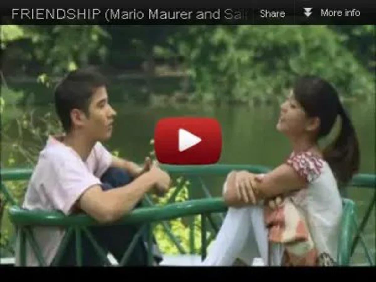 Thai Movie Friendship Starring Mario Maurer Airs On Abs Cbn Starmometer