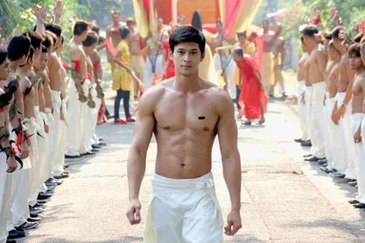 Edward Mendez More Than Just An Eye Candy In Kung Fu Divas Starmometer