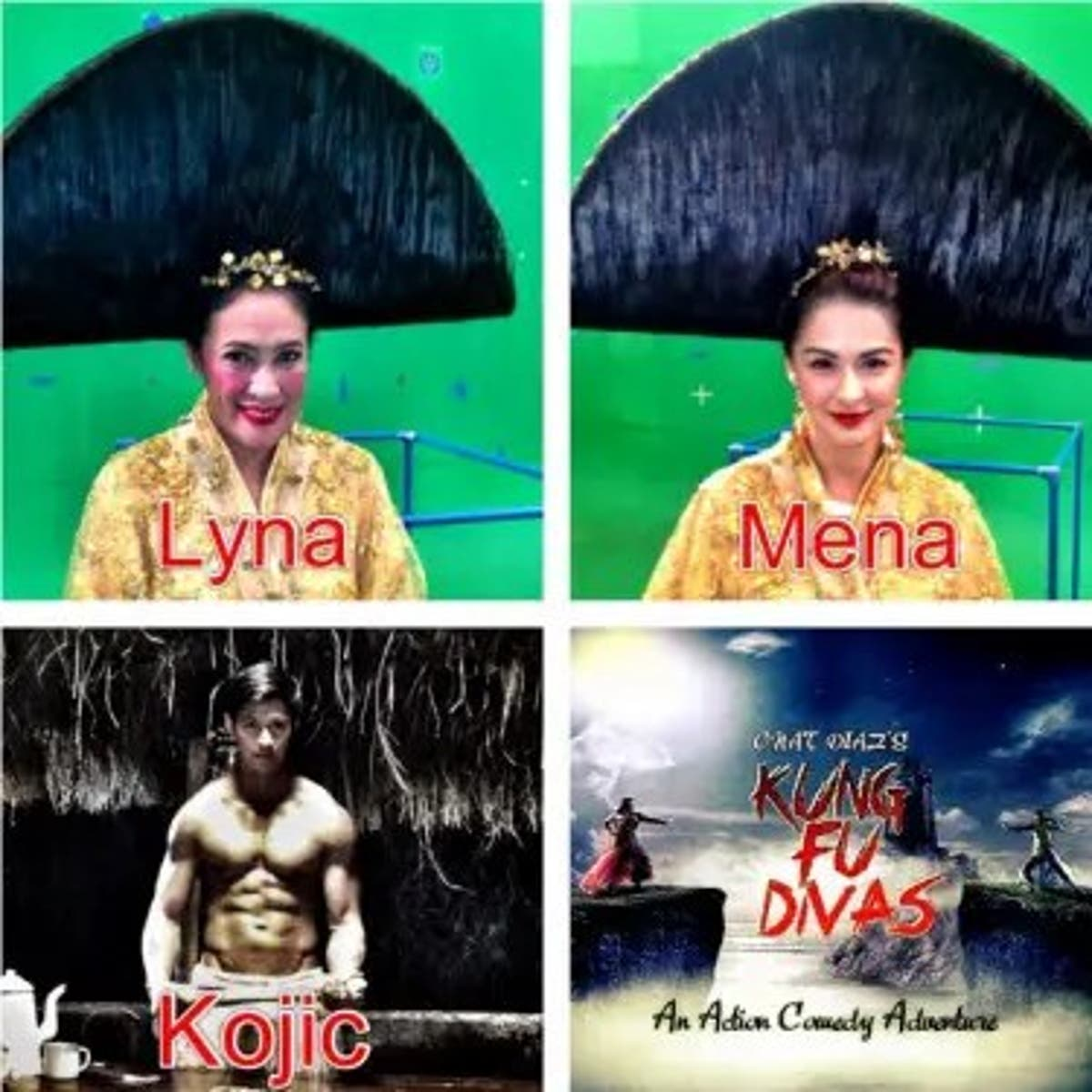 Kung Fu Divas Full Trailer Released Starmometer