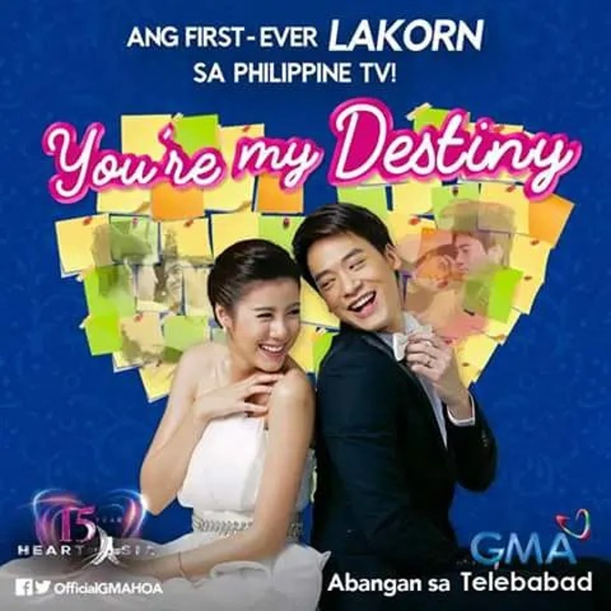 Lakorn You Re My Destiny Is First Thai Drama To Air On Philippine Television Starmometer
