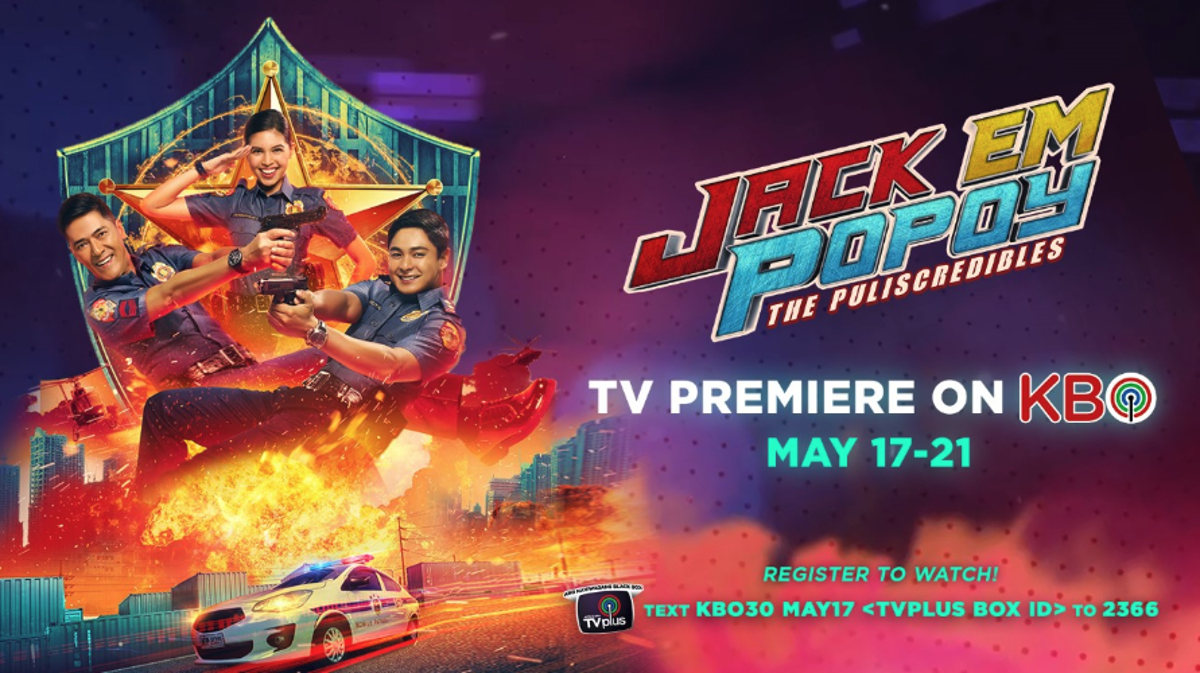 Jack Em Popoy The Puliscredibles Premieres On Tv This May Starmometer