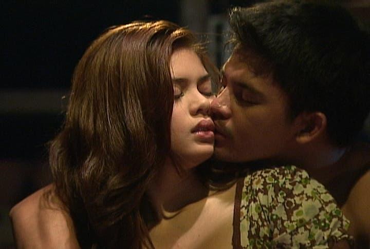 Abangan ang maiinit na eksena nina Shaina Magdayao  at Jason Abalos sa Alyna