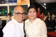 Boy Abunda and ABS-CBN head for TV Production Linggit Tan