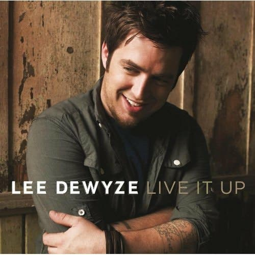 Lee-DeWyze-Live-It-Up
