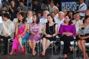 QC Mayor Herbert Bautista, Gina Lopez, QC Vice Mayor Joy Belmonte, Kris Aquino, Cory Vidanes