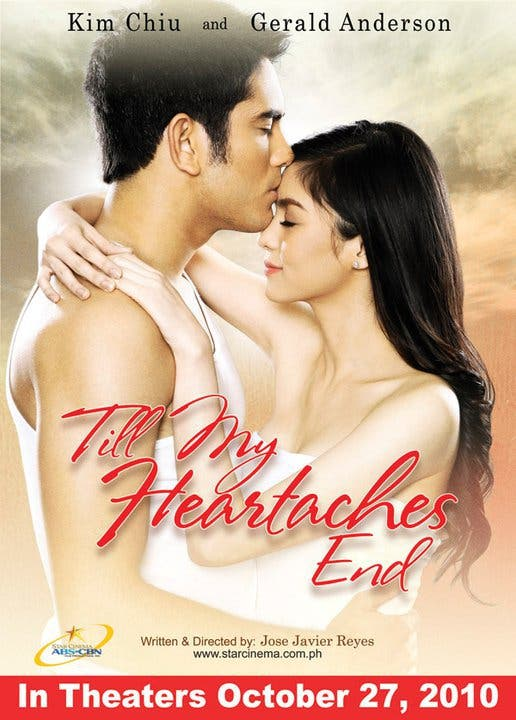 Till my heartaches end rakes p33 million in 1st 5 days starmometer - Box office mojo philippines ...
