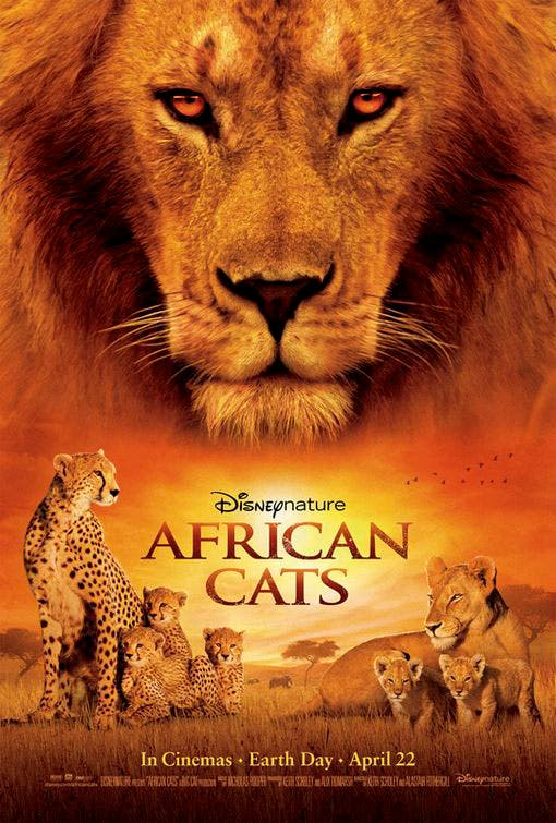 """african cats trailer. """"African Cats"""" is the fourth"""