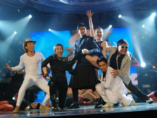 The high-flying and back-breaking acrobatics and choreography of Laoag