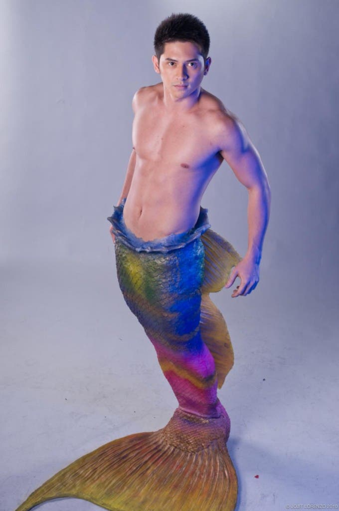 how to become a merman in one day