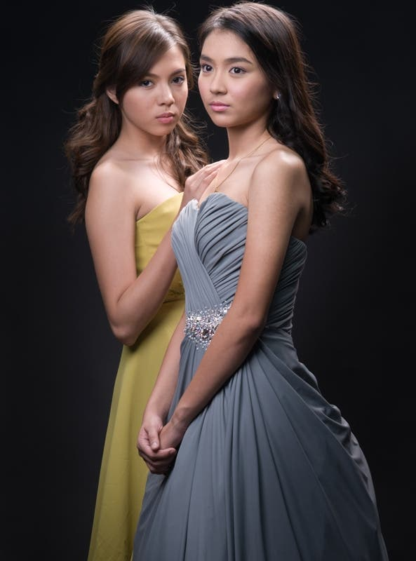 Mara Clara - Julia Montes and Kathryn Bernardo (1)