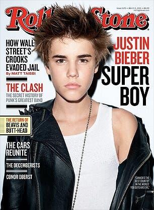 Justin Bieber 17 Magazine. Justin Bieber Talks About Sex