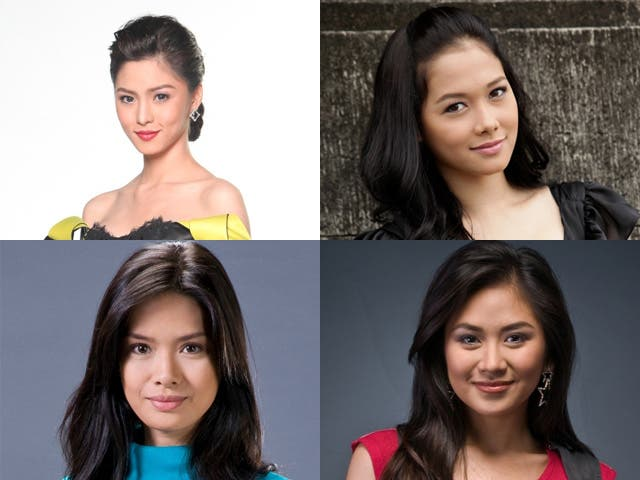 Barkada Choice Female Icon Nominees