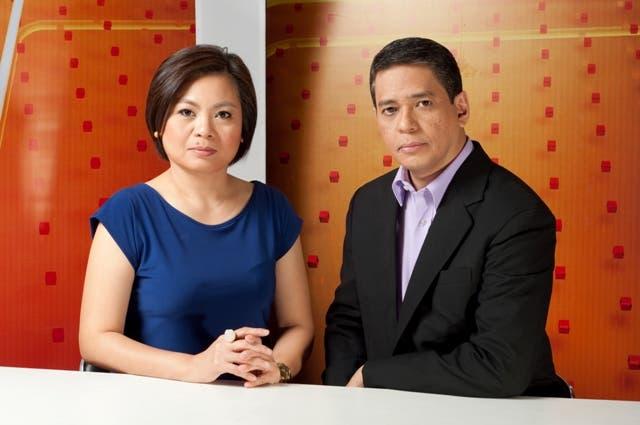Lynda Jumilla and Tony Velasquez now seen on weekday mornings in ibaBALITA Ngayon