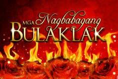 nagbabagang bulaklak title card