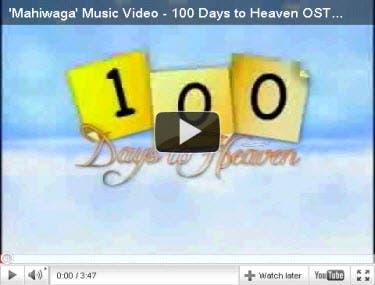 100 Days Music Video