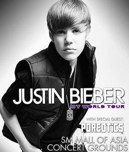 Justin in Manila