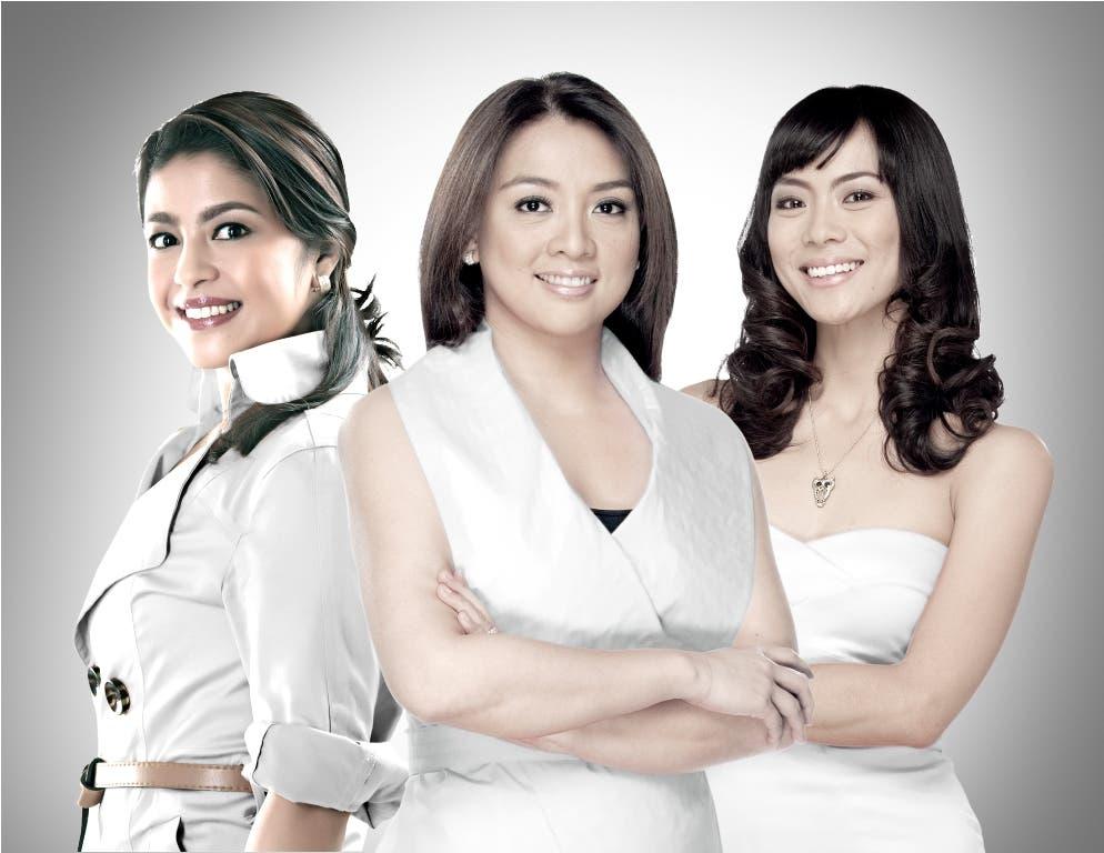 NEWS5 correspondents to the royal wedding Cherie Mercado, Cheryl Cosim and Shawn Yao