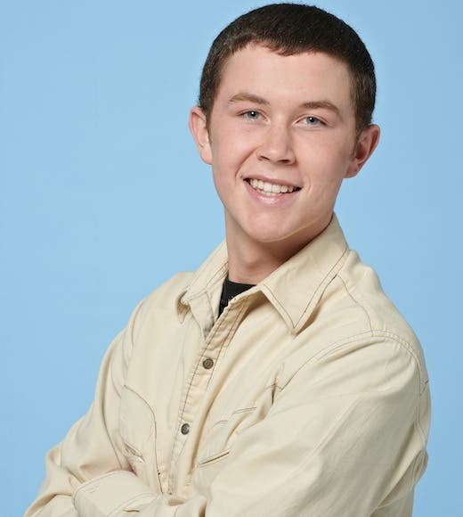 AMERICAN IDOL: TOP 24: Scott McCreery, 17, Garner, NC. CR: Michael Becker / FOX