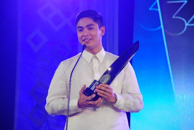 Actor of The Decade Coco Martin