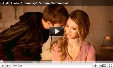 Bieber Someday TVC
