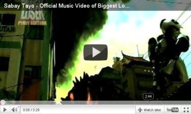 Sabay Tayo Music Video