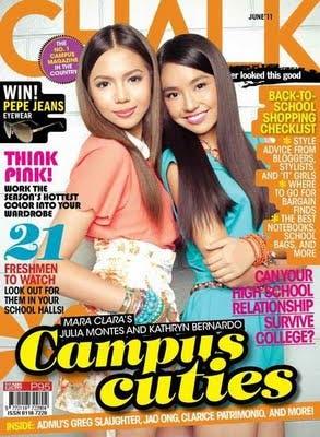 kathryn julia chalk magazine