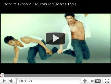 Bench Twisted OJ TVC Video