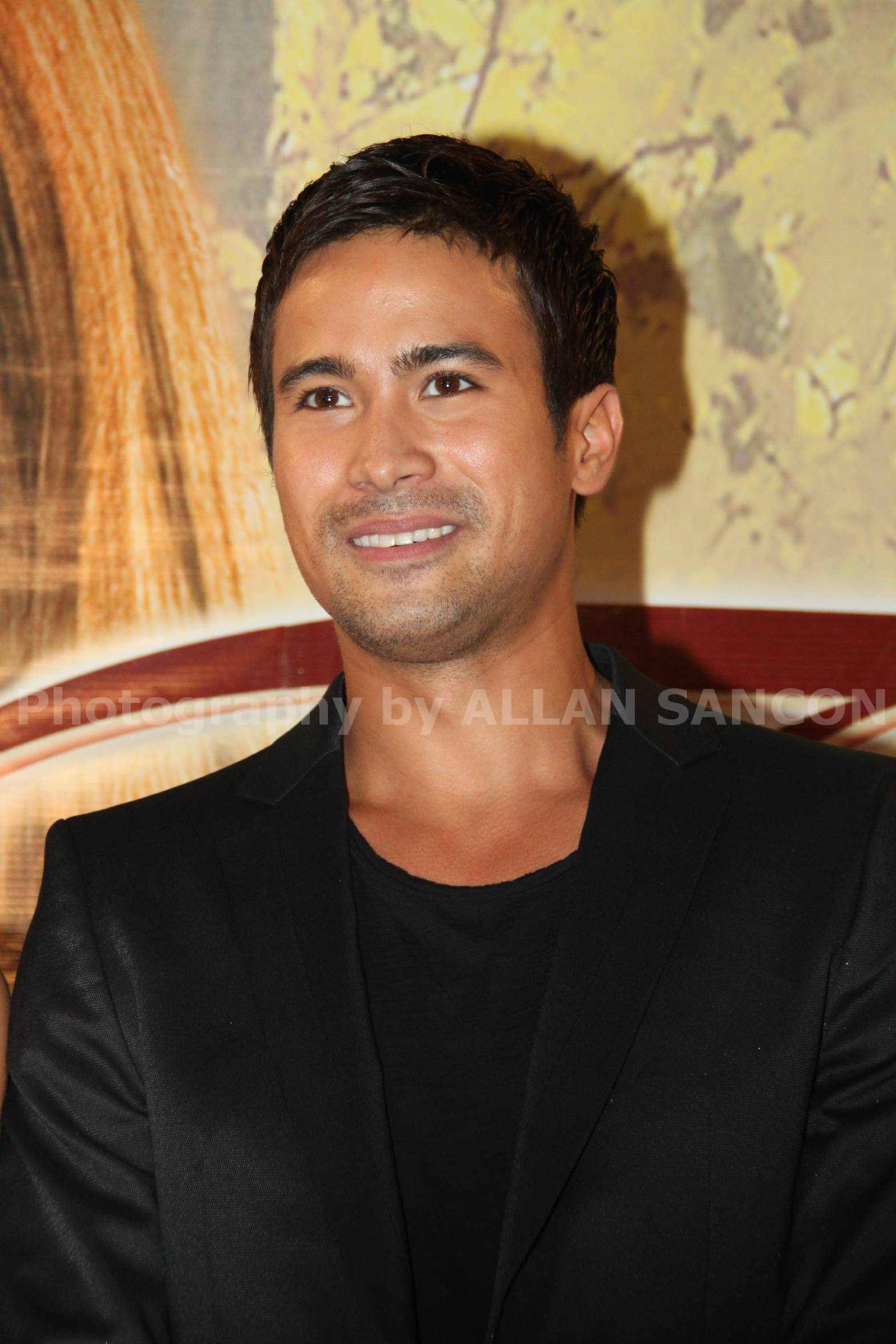 Forever and a Day Premiere - Sam Milby