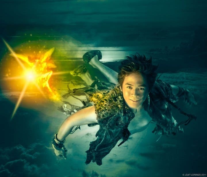 Peter Pan - Sam Concepcion 4