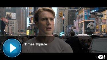 Captain America Avengers Teaser