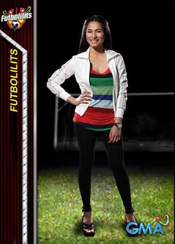 Futbolilits - Jennylyn Mercado