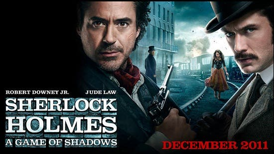 "Who's That Girl? Meet ""Sherlock Holmes: A Game of Shadows ..."