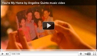 Angeline Your My Home MV