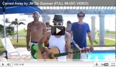 JM Carried Away MV