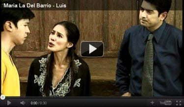 Marialadelbarrio Character Trailers