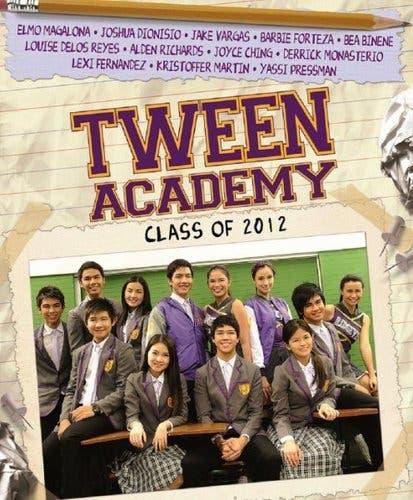 Tween Hearts Poster