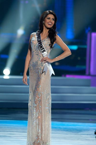 Miss Universe 2011 – Top 15 in the Evening Gown Competition ...