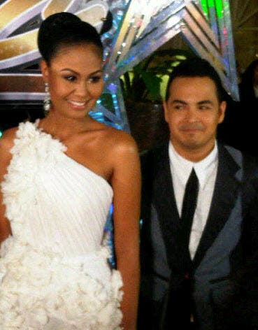 Star Magic Ball 2011 – Venus Raj and Andrei Felix