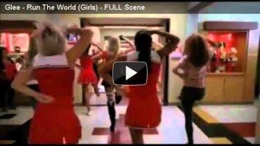 morris run girls Glee - run the world girls official music video hd amy louise loading  glee - i kissed a girl official music video hd - duration: 2:16.