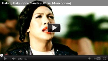 Vice Ganda Palong Palo MV