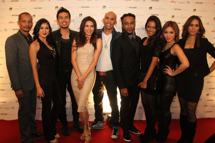 The Kitchen Musical\' Cast Invade the Country in One Night Gala ...