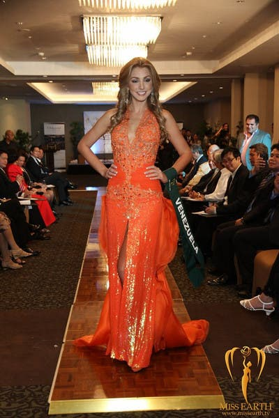 Miss Earth 2011 – Evening Gown Top Picks   Starmometer