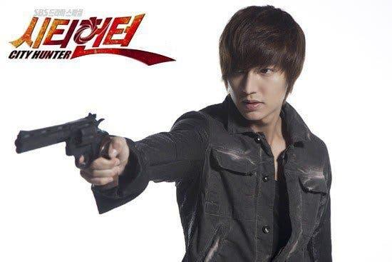 LeeMinHo_with_gun