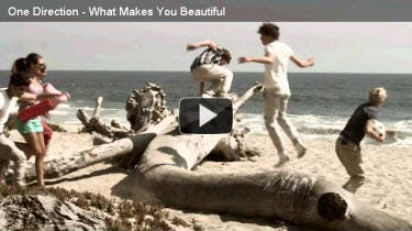 One Direction - What Makes U Beautiful