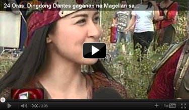 Dingdong Dantes to Play Magellan in 'Amaya' - Starmometer