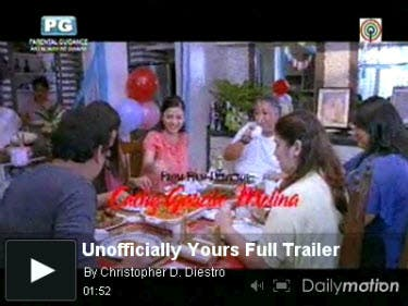 Unofficially Yours Full Trailer