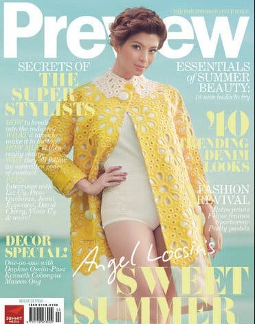 Angel Locsin Preview March 2012