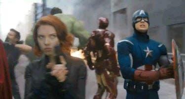 Avengers Superbowl pic