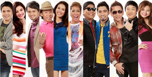 Its Showtime Hosts